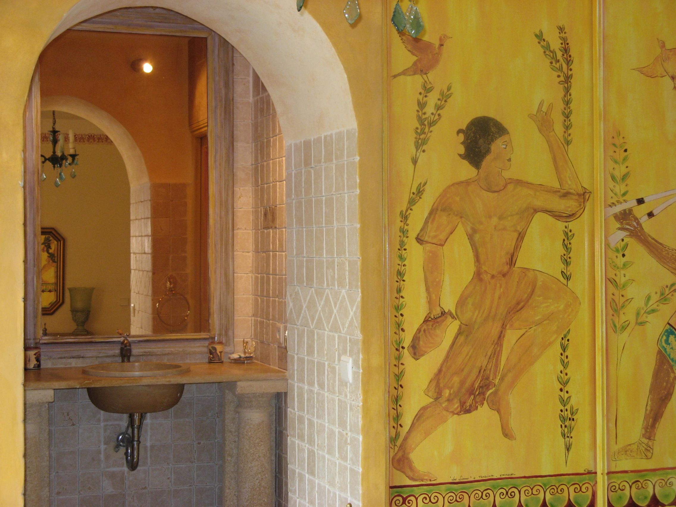 Villa Opvntia Gite et Chambres d H´tes Calvi Chambres Etrusque