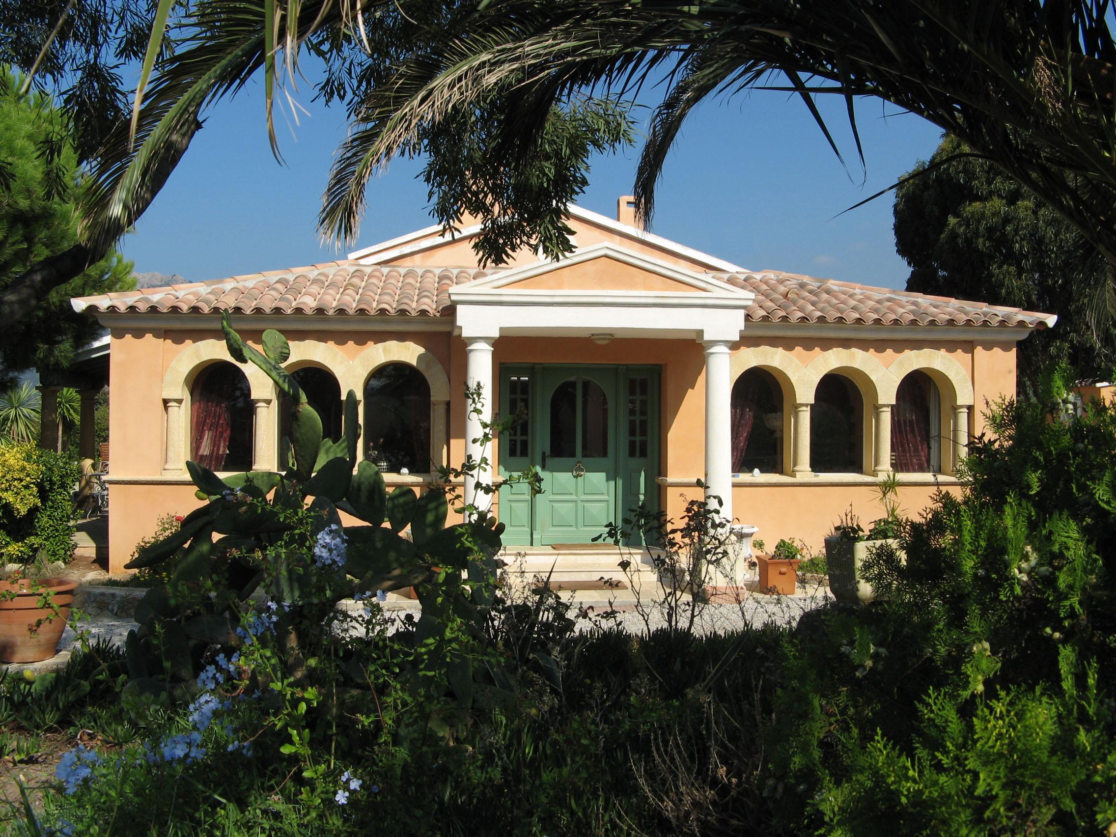 Villa Opvntia Gite et Chambres d H´tes Calvi Situation